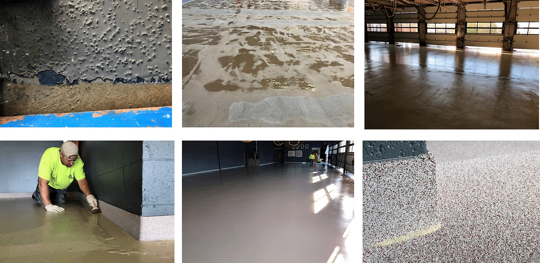 Garage Floor Epoxy Is The Best Choice For Your Garage Floor Coating