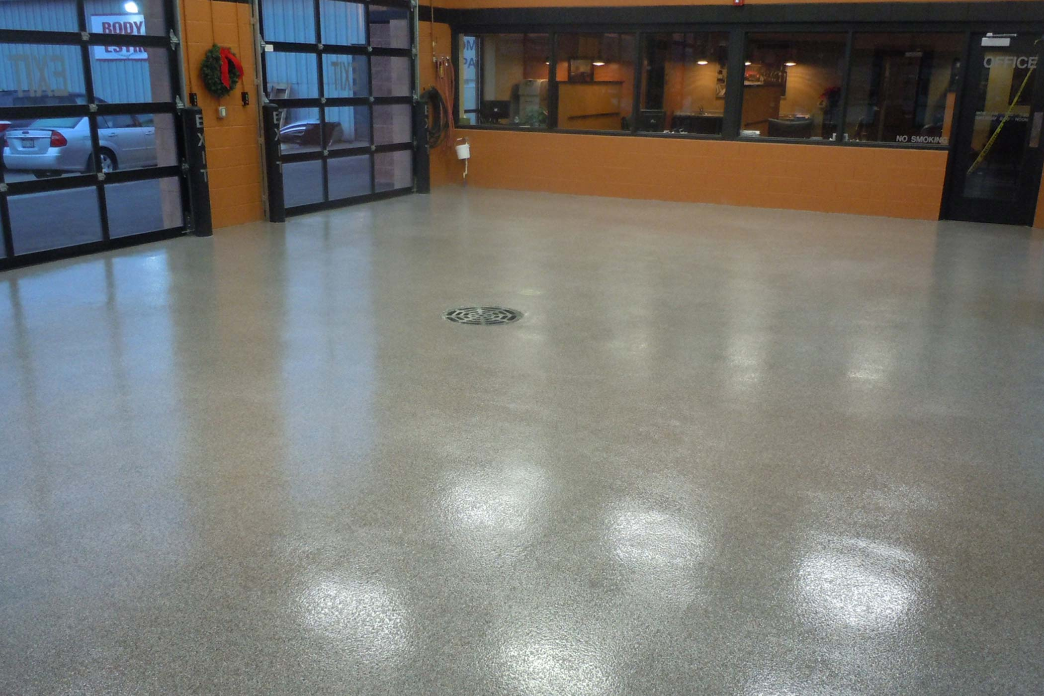 Garage Floor Epoxy Contractors In Milwaukee
