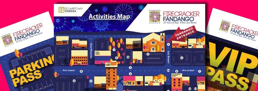 Firecracker Fandango Marketing Material