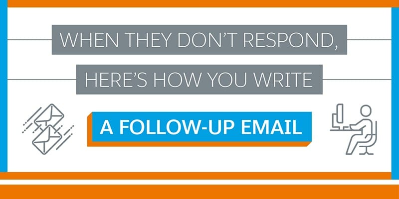 Tips for Writing a Followup Email (Infographic)