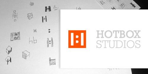hotbox 30 Professional Logo Design Processes Revealed