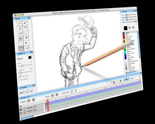pencil thumb 10 Free Must Download Programs Similar To Photoshop