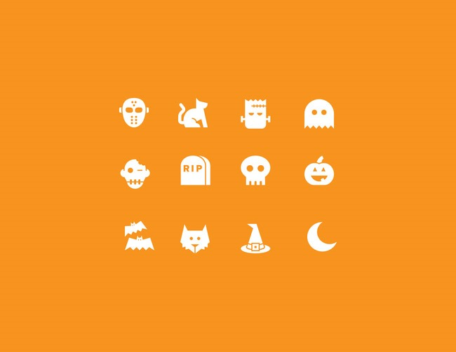 Emoticons Cute Wallpaper 40 Essential Free Halloween Vectors And Icons Creative Nerds