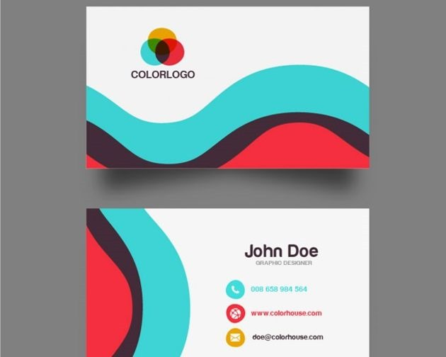 50 free PSD business card template designs Creative Nerds - Buisness Card Template