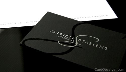 50 Sleek and Creative Business Cards Creativeoverflow