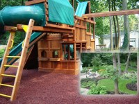 Small Backyard Playground Ideas | Mystical Designs and Tags