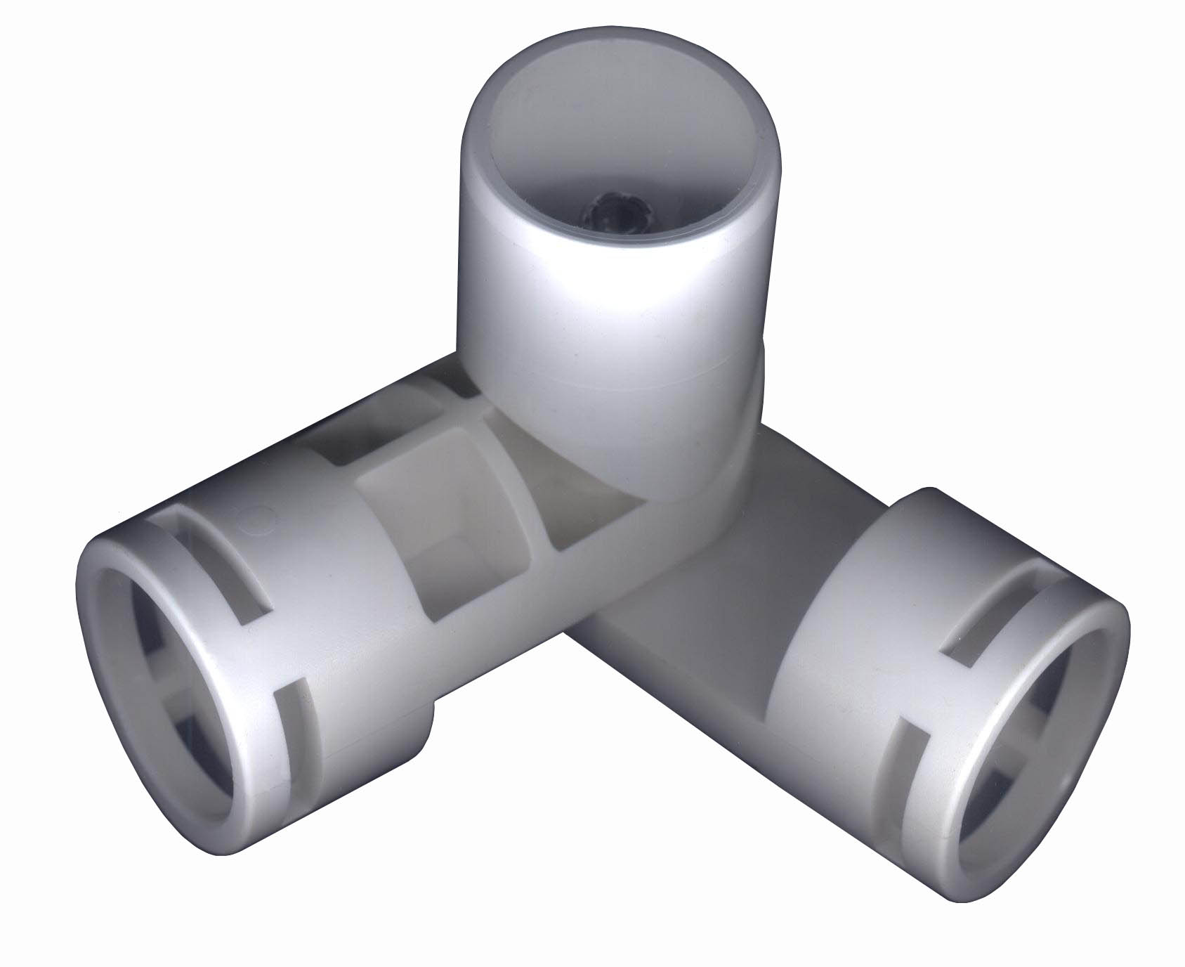 Pvc Joints Adjustable 3 Way Joint Fittings For 1