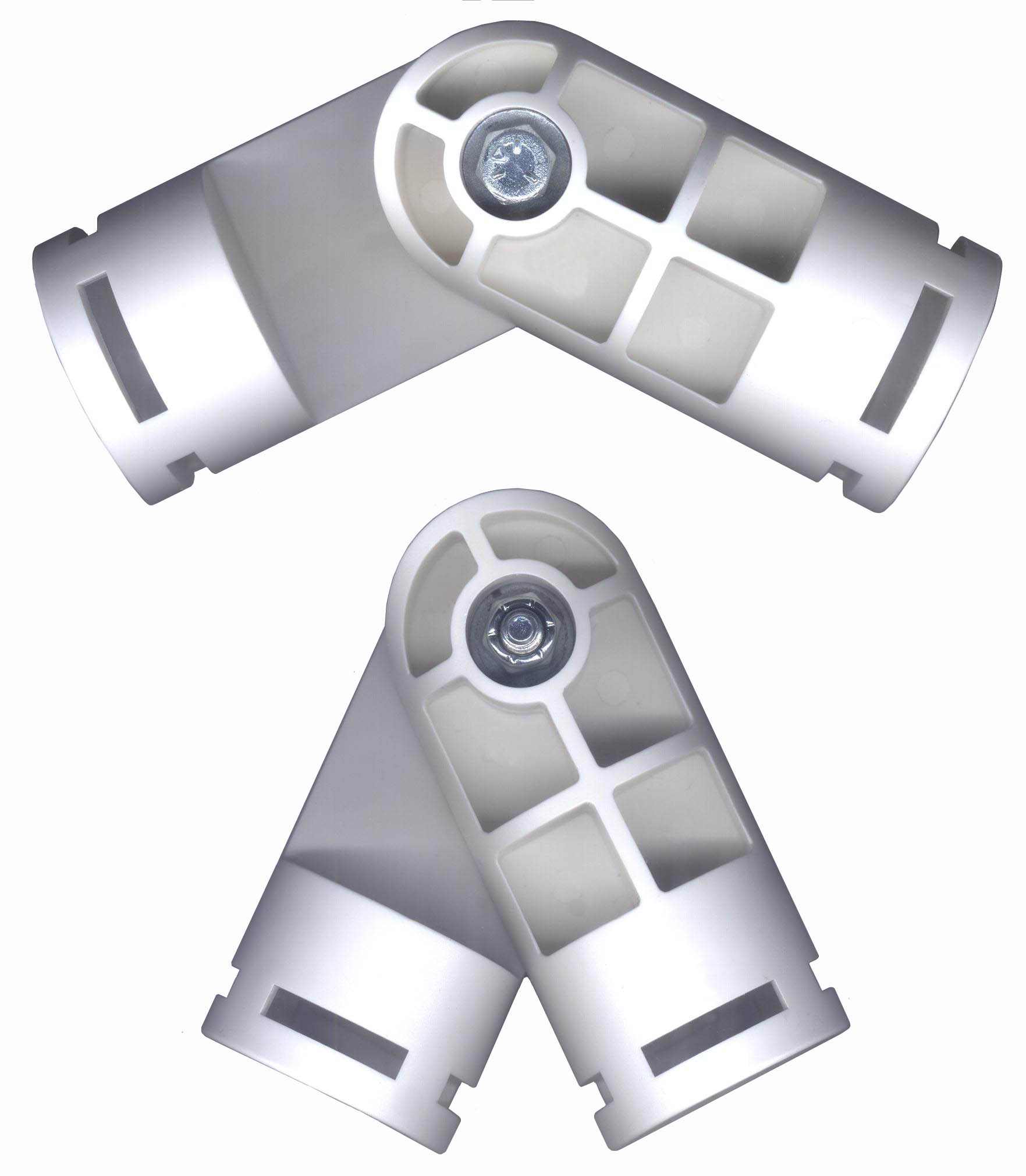 Pvc Joints Adjustable 2 Way Joint Fitting For 1 Quot Pvc 243 F