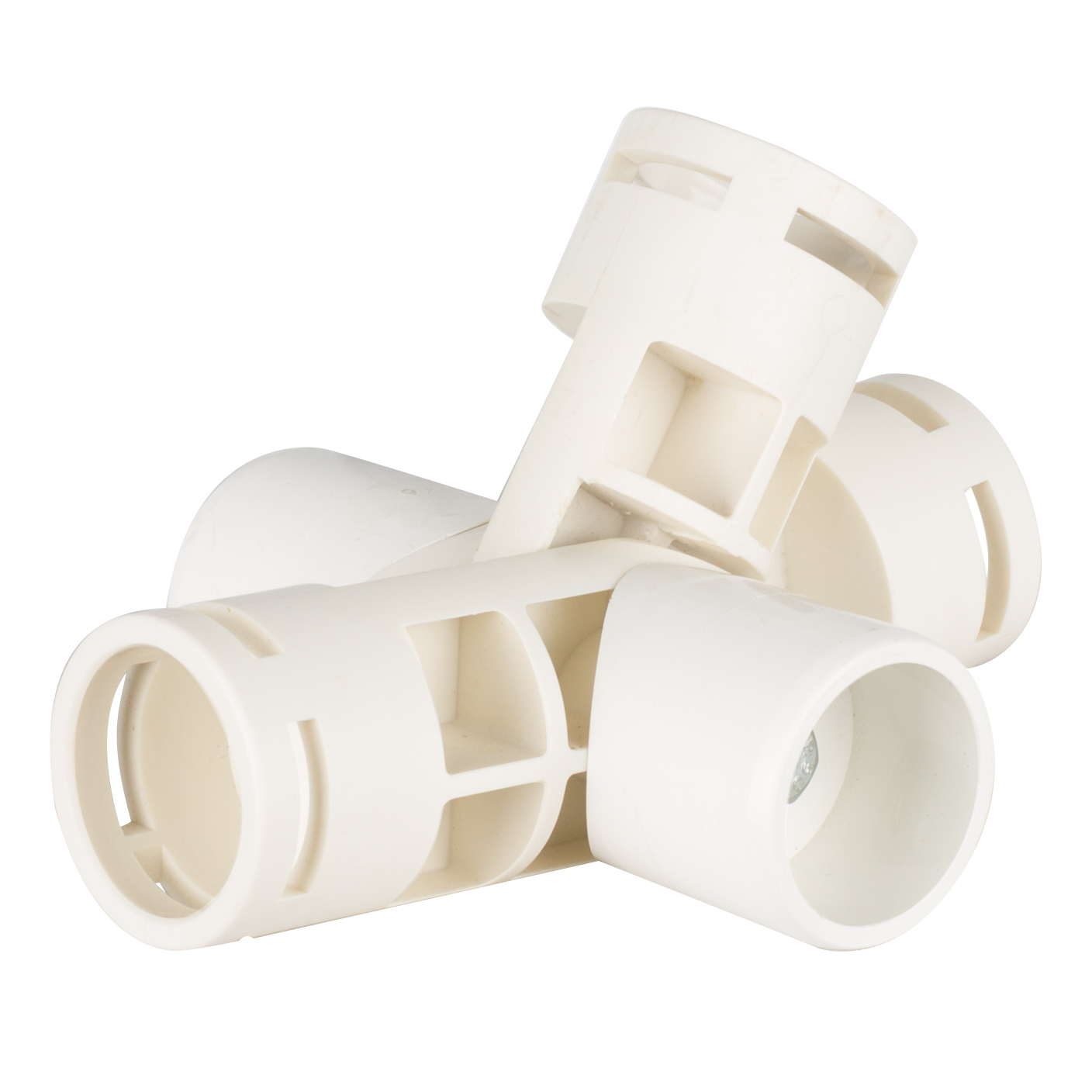 Pvc Joints White Pvc Fittings Creative Shelters