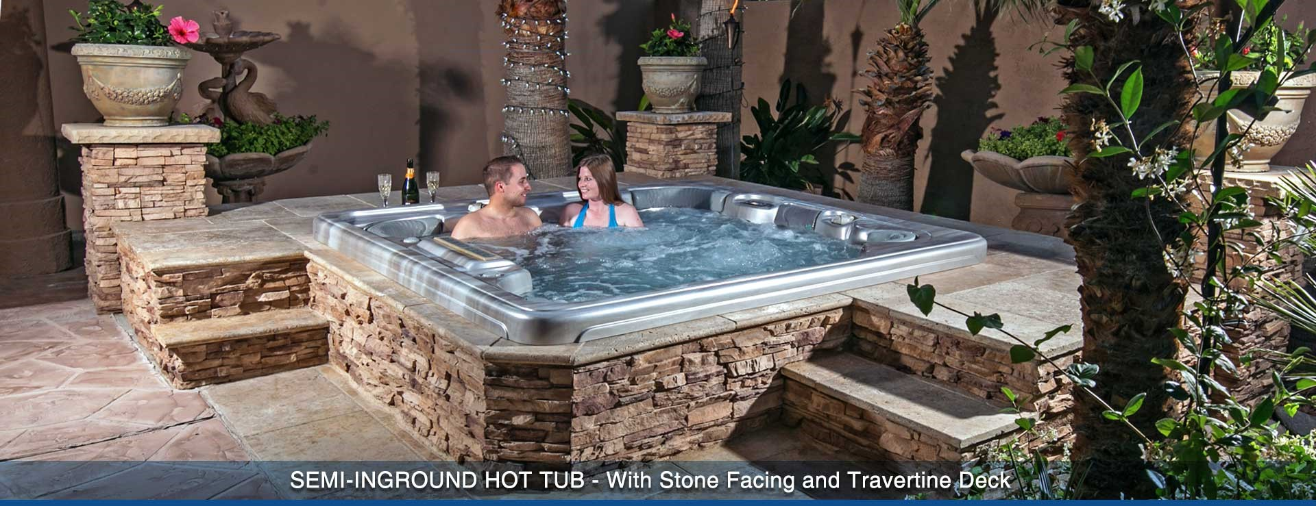 Jacuzzi Pool Ideas Creative Spa Designs Premier Inground Spa Portable Hot Tubs