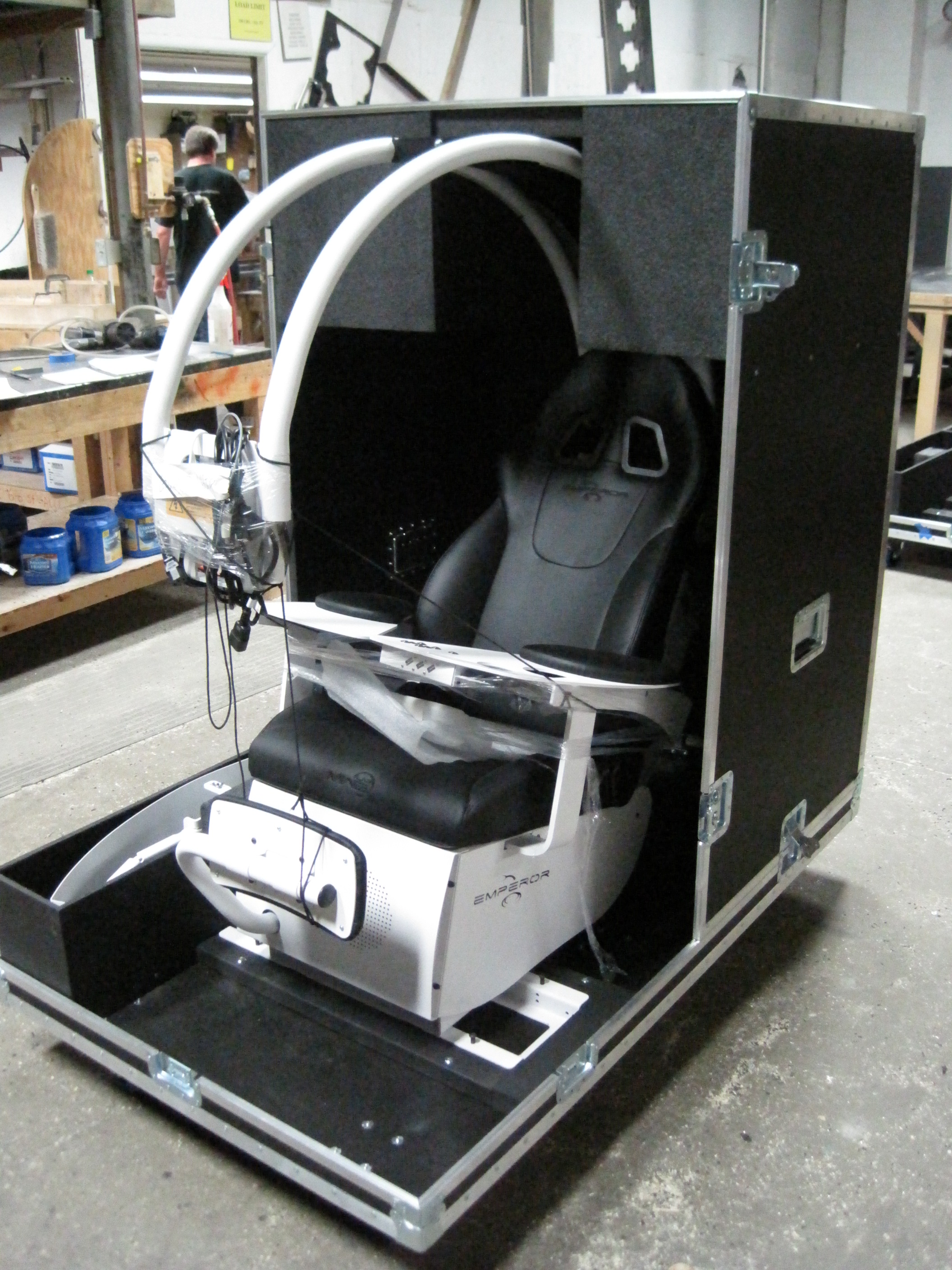 Jb Lighting A12 Used Northern Case Touring Cases For Lighting Audio And More