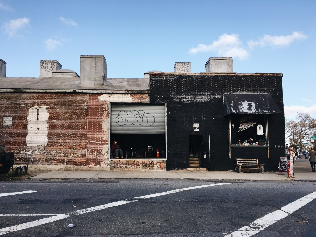 5 things brooklyn creative stay writing home