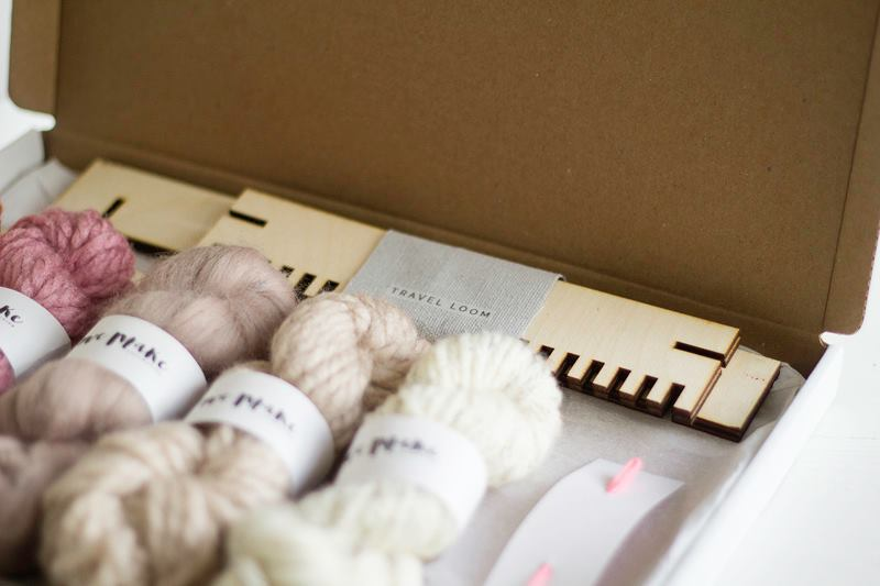 we make collective craft diy subscription creativestay monthly diy kits