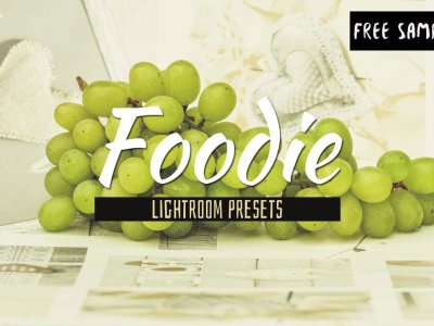 FREE FOOD LIGHTROOM PRESETS