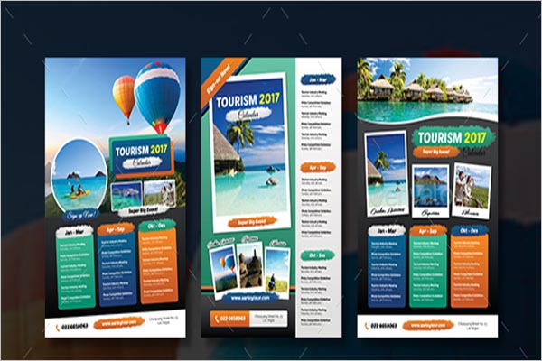33+ Tourism Flyer Designs Free Download - Creativetemplate
