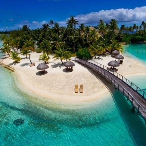 Bora Bora - Intercontinental Hotel and Thalasso Spa