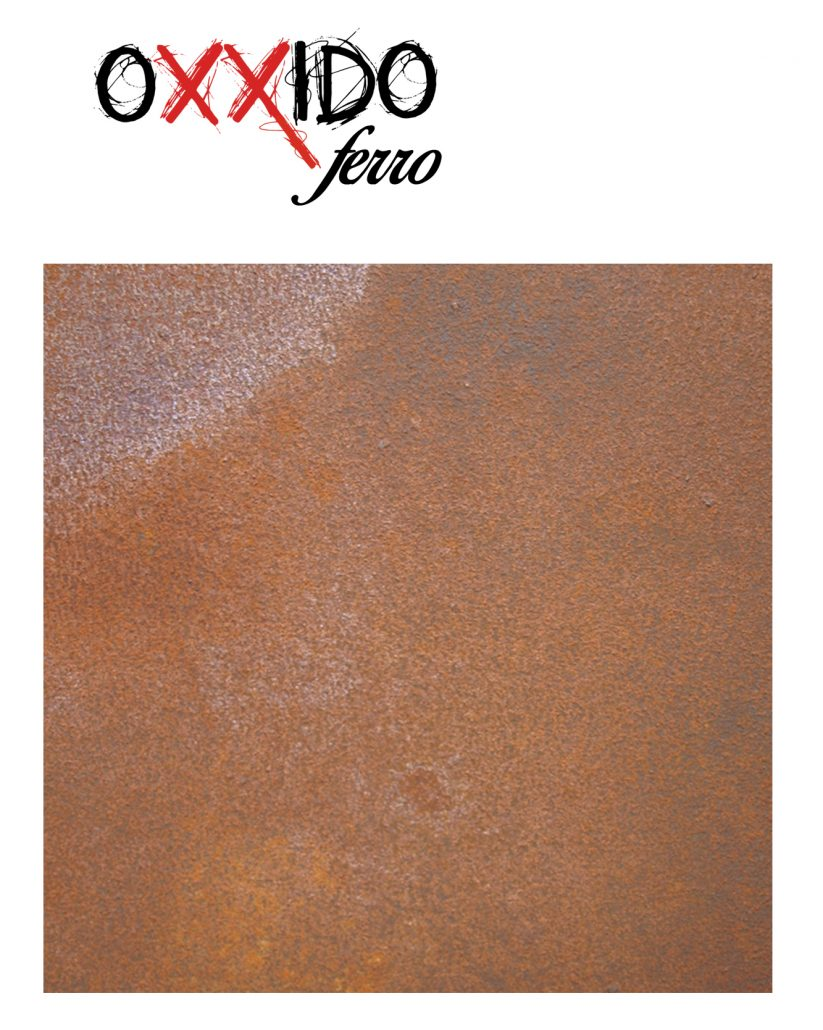 Prima Mano Di Pittura In Inglese Oxxido True Rust