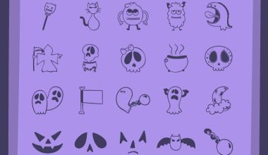100 iconos para Halloween gratuitos