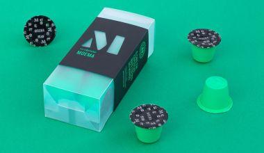 El packaging de Moccato