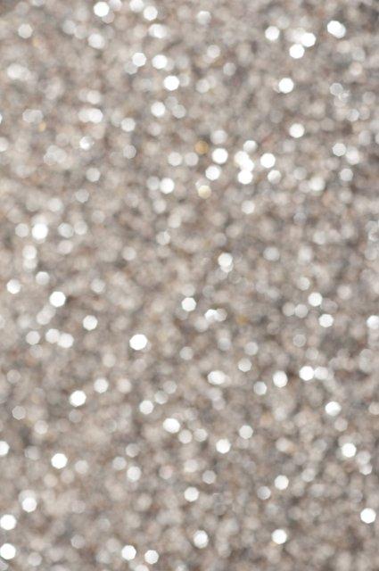 Black Silver Glitter Wallpaper Sparkling Silver Glitter Diffuse Background Free