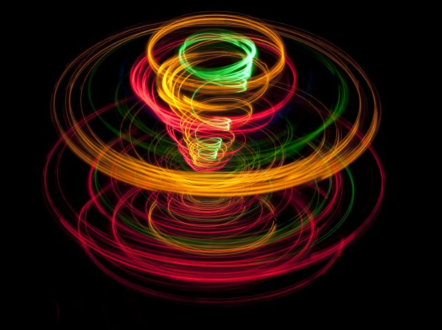 Colorful 3d Abstract Wallpapers Light Spiral Free Backgrounds And Textures Cr103 Com