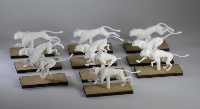 Watch A 3d Printed Mountain Lion Run Forever Creators