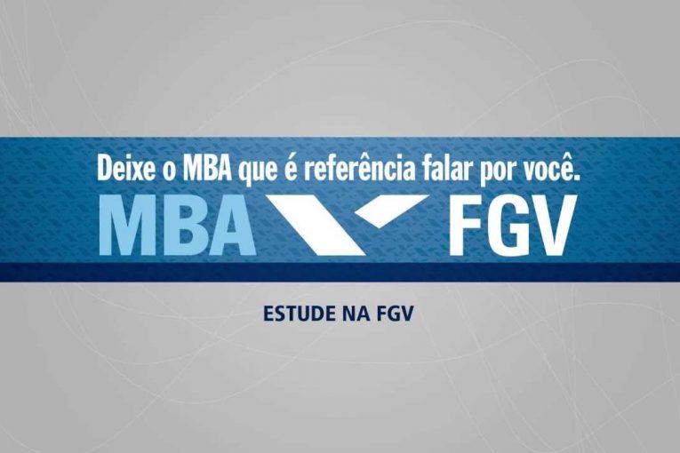 MBA FGV: Gestão de Incorporações e Construções Imobiliárias