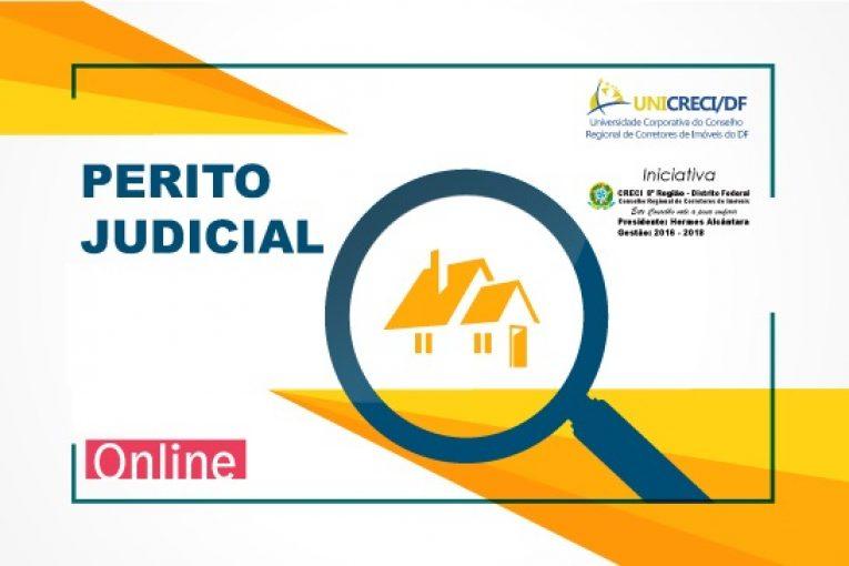 UNICRECI/DF: Inscrições abertas para o Curso de Perito Judicial