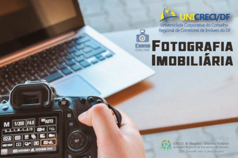 UNICRECI/DF: Inscrições abertas para o Curso de Fotografia Imobiliária