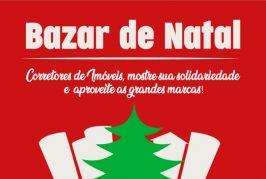 Bazar Chic de Natal do Abrigo Bezerra de Menezes