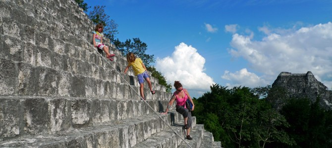 The family adventure in the Yucatan, Mexico:  The trip review and itinerary