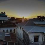 Stonetown, Zanzibar sunset