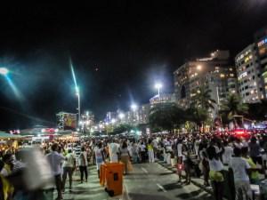 Atlantica avenue, Rio