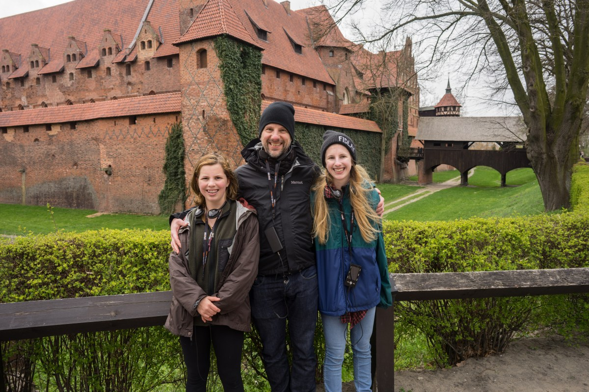 Day 7 Poland:  Malbork Castle - Fortress and last refuge of the Teutonic Knights