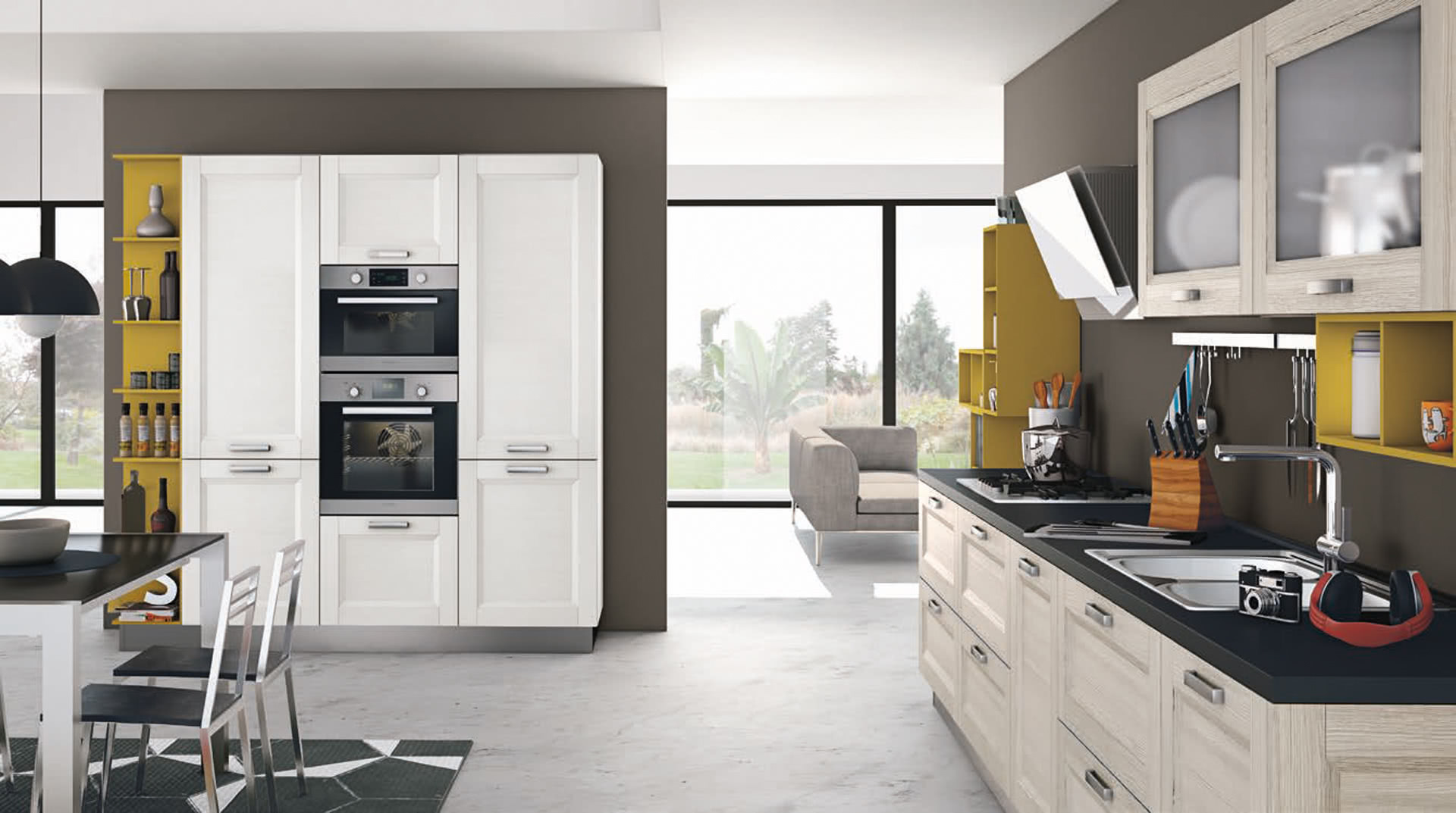 Cucina Lube Iris Mya Modern Kitchens Creo Kitchens