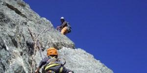 Crescendo grande voie - stage dans les Hautes Alpes