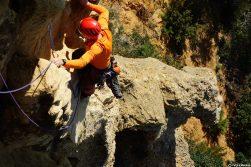 séjour escalade, séjour d'escalade, grimper dans les Calanques