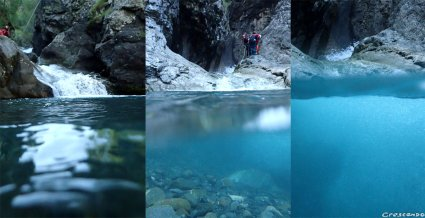 Canyoning des Oules