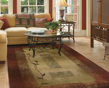 Rugs From Crest Flooring For That Bare Hardwood Flooring