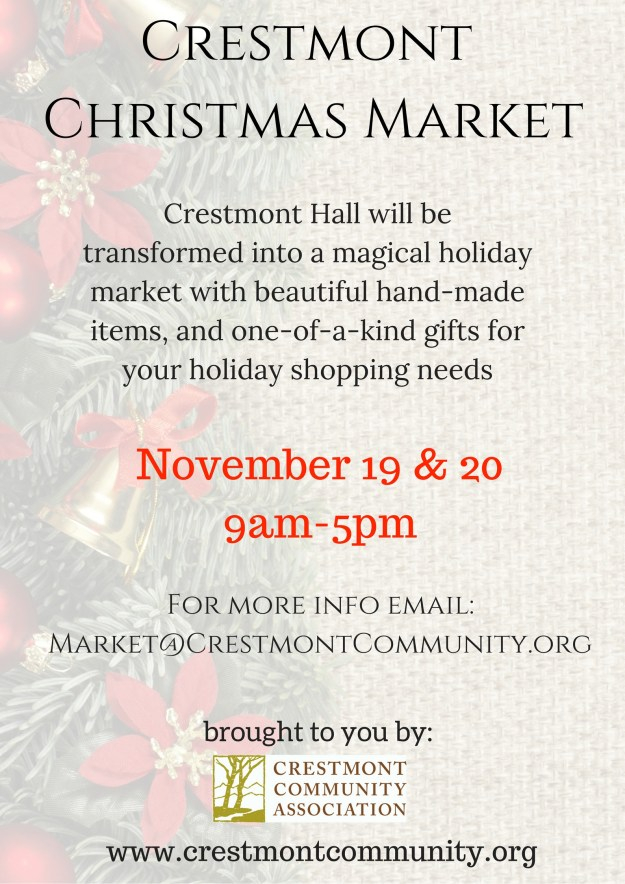Crestmont Christmas Market