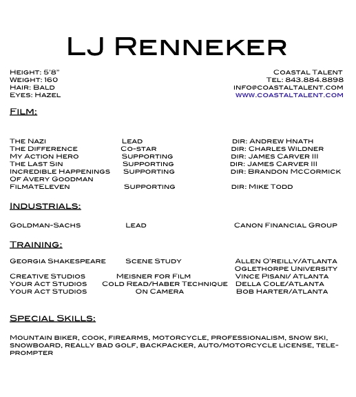 how to put a minor on a resume