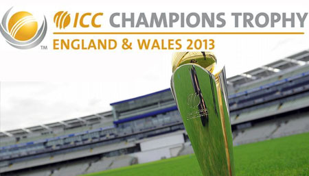 ICC Champions Trophy 2013 Opening Event