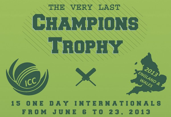 The last ICC Champions Trophy