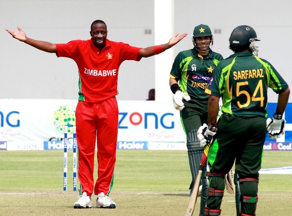 Pakistan vs Zimbabwe 2013 3rd ODI Highlights