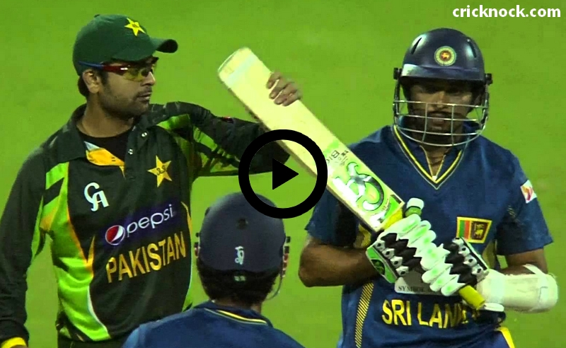 Ahmed Shehzad and Tillakaratne Dilshan Religious Chat [Video]