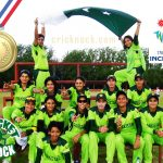 The Pakistan Women's Cricket team have won Gold Medal at Asian Games 2014 by beating Bangladesh Women's Cricket team in the final of women's cricket match.