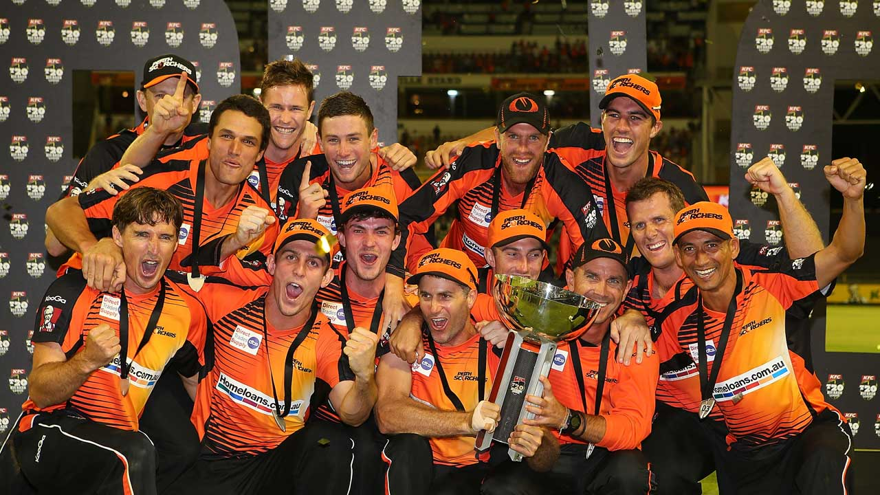 Perth Scorchers win BBL T20