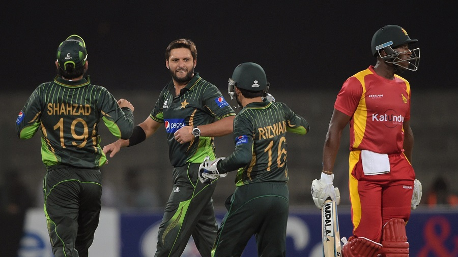 Watch Pakistan vs Zimbabwe 2nd T20 Highlights 2015