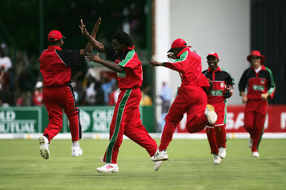 Zimbabwe Cricket Team suspend tour to Pakistan
