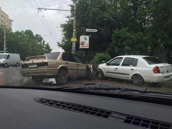 ДТП в Крыму: 4 июня